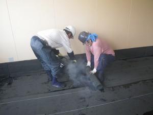 アスファルト防水熱工法