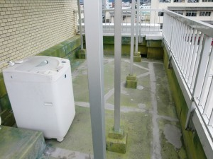 水和凝固型塗膜防水