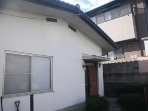 個人宅外壁塗装